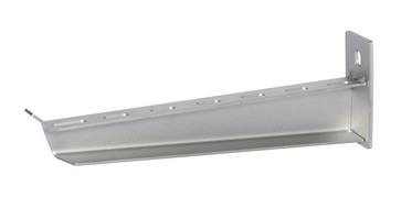 Vægkonsol 300 mm rustfri 6102-33