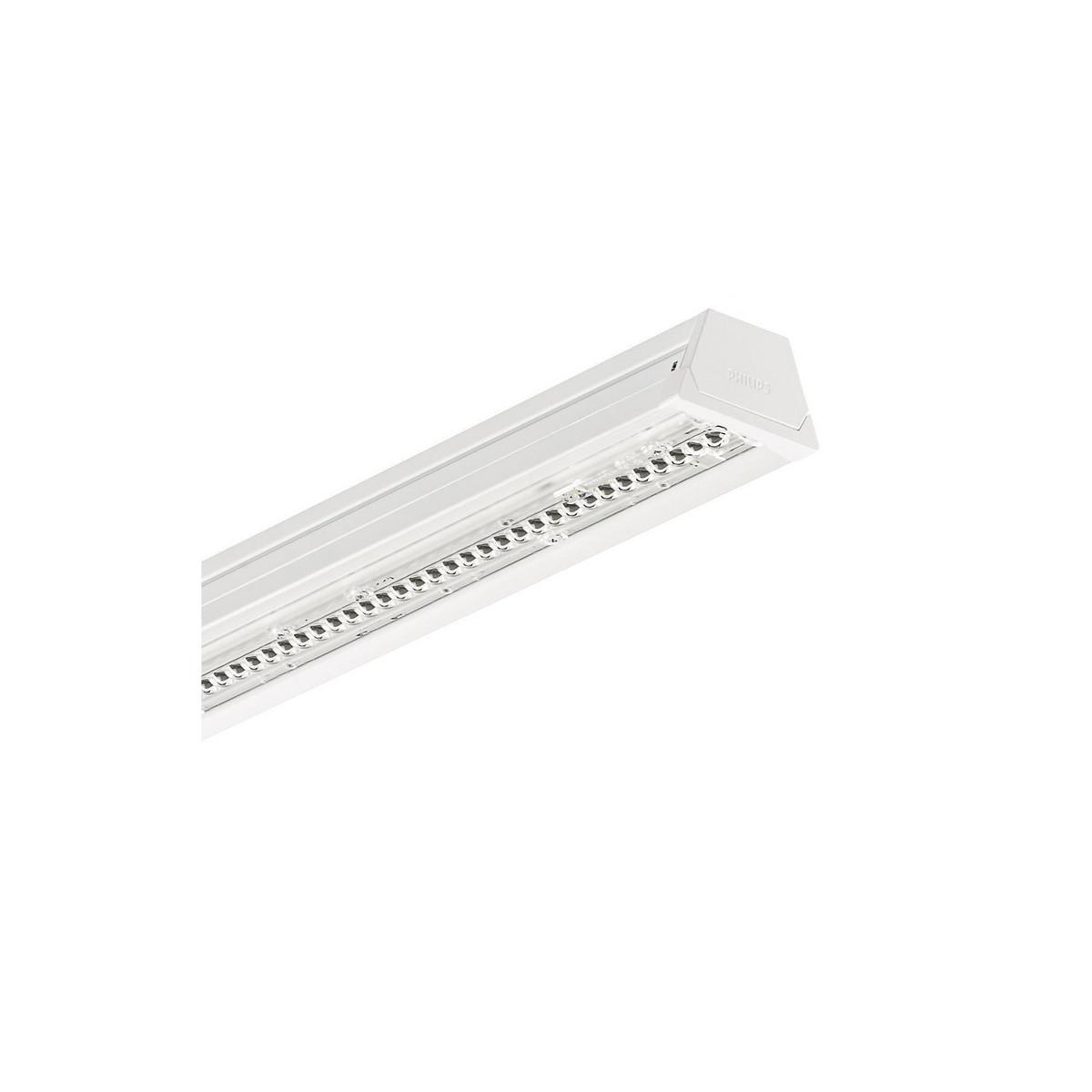 Coreline Trunking LL121X 8000lm/840 1700mm Bredstrålende 3F-gennemfortrådning
