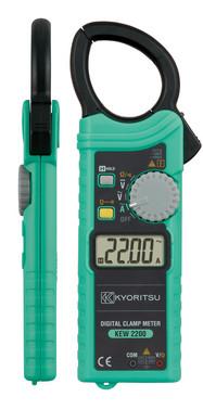 Kyoritsu kew 2200 tangamperemeter 5706445250998