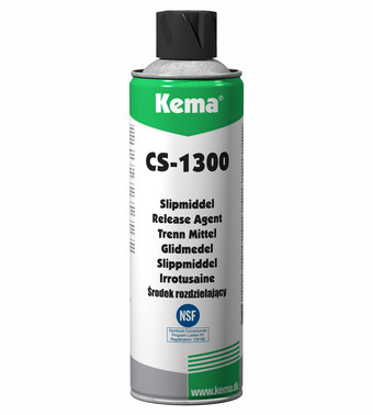 Slipmiddel kema CS-1300 500 ml NSF-H1 17395