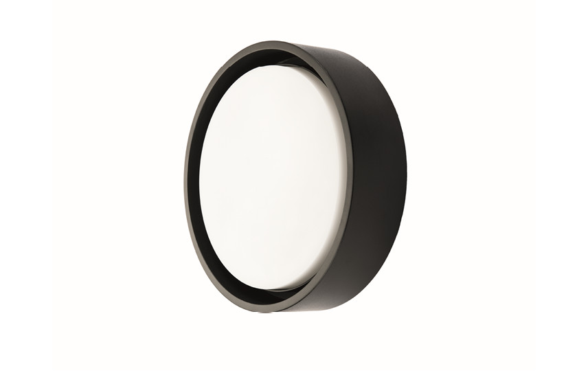 Frame Round Sort LED 3000K Sensor