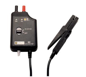 K2 mini current clamp, AC/DC 0,1-450mA 5703317420817