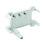 Glimlampe, LED, klik-tilslutning, 230V, hvid 170-77023 miniature