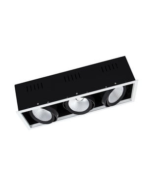 LEDVANCE Spot Multi 3 x 30W/4000K UGR16 hvid 38°