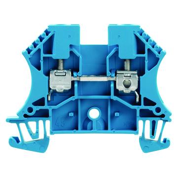 Gennemgangsklemme WDU 2,5 blå 102008 1020080000
