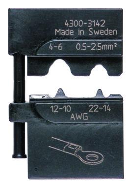 MOBILE-bakker OKB0560 f/ uisol. forbindelser 0,5-6mm² 5119-314200