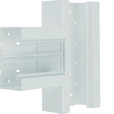 T-stykke plast for BR65130 RAL 7035 BR6513087035
