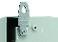 Vægbeslag rustfri for PLM43-108 (4STK) NSYPFXPLM miniature