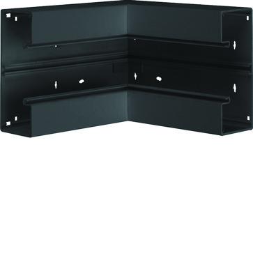 Indvendig hjørne plast for BR65170 RAL 9011 BR6517049011