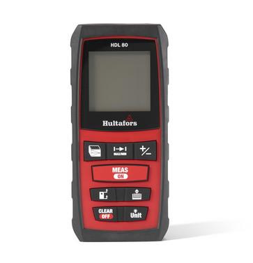 Hultafors laser distance meter HDL 80 409110