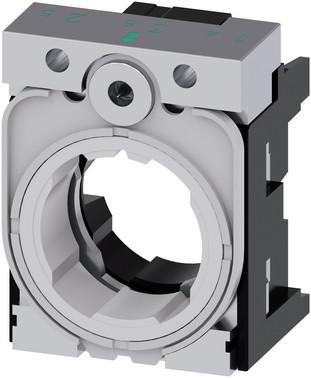 Holder for 3 moduler, 3SU1550-0AA10-0AA0