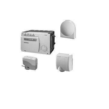 Pettinaroli vejrkompenseringsanlæg til regulering af gulvvarme op til 320m3 GVP-W
