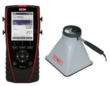 Kimo/Sauermann VillaKIT Pro MP210 + SH100 + K25 5706445792481