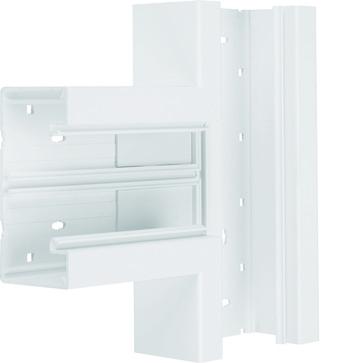 T-stykke plast for BR65130 RAL 9016 BR6513089016