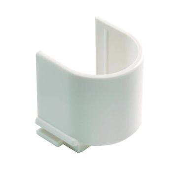 M20 rørindføring til underlag, white 31-866