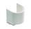 M20 rørindføring til underlag, white 31-866 miniature