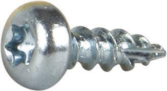 Wood Screw Full Thread Pan Head 127101