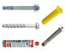 Fixings and fasteners for floors, ceilings and walls