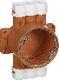 LK dåse for pladeloft, type PL 55/16 mm, vindtæt 1020007532