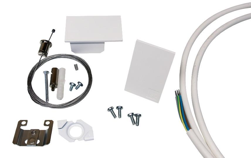 Lineal S Start Kit Hvid DALI
