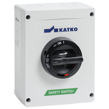 Katko Service switch 4 Pole 63A KUM463U