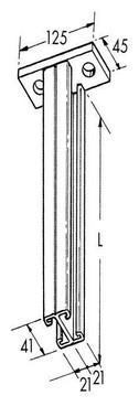 Loftpendel DP 1500-X 598263