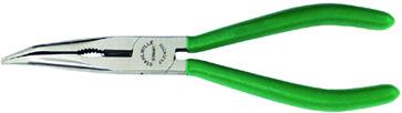 Stahlwille fladrundtang med skær 6530 200 mm 65306200