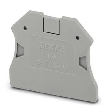 Endeplade 2,5-10 mm² FT-ENDEP-2,5-10