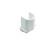 M16 rørindføring til underlag, white 31-865 miniature
