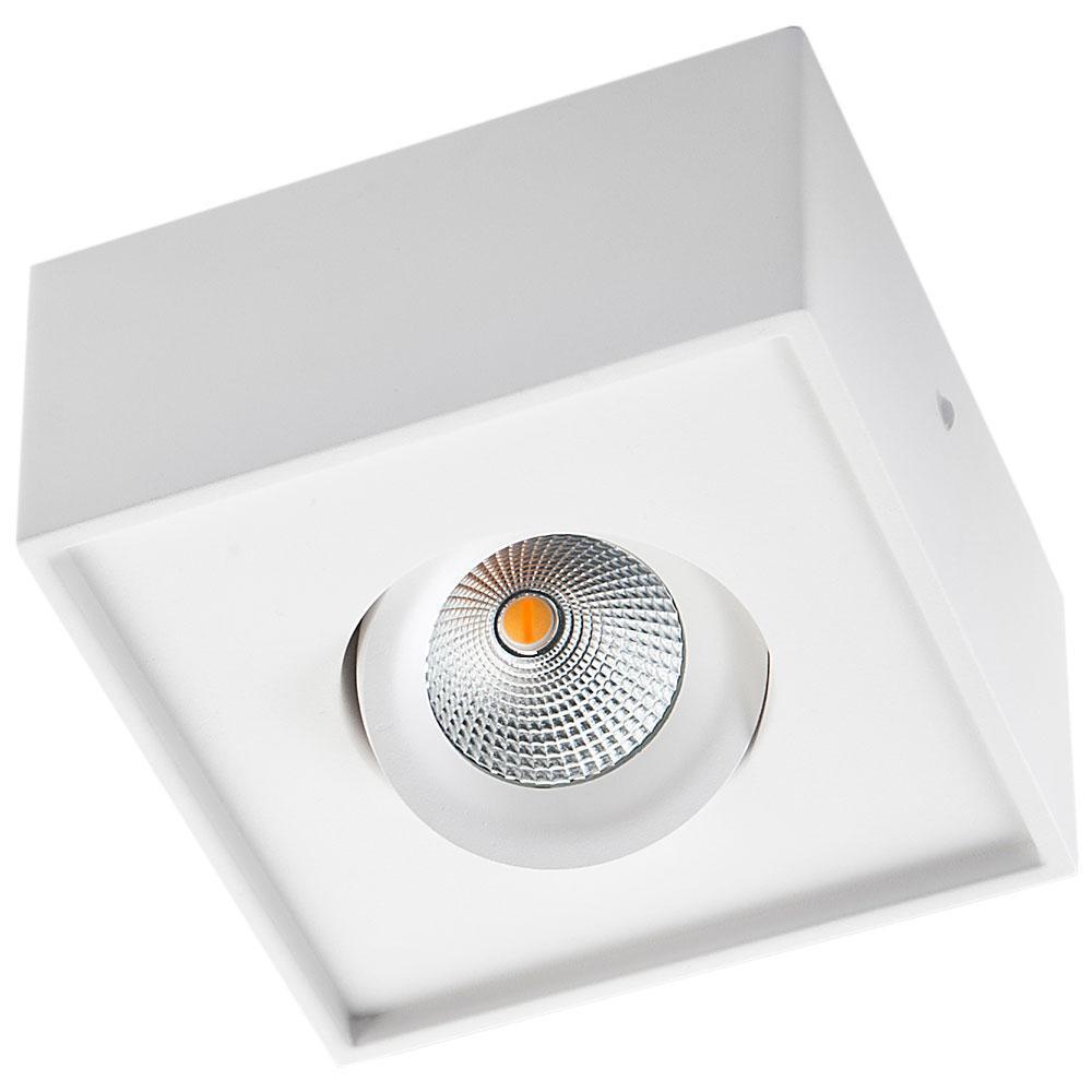 Gyro Cube DimToWarm Mat-Hvide 6W