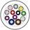 50M hovedkabel PUR-OB 10 * 0,34 + 2*0,75 8000-00000-3845000 miniature
