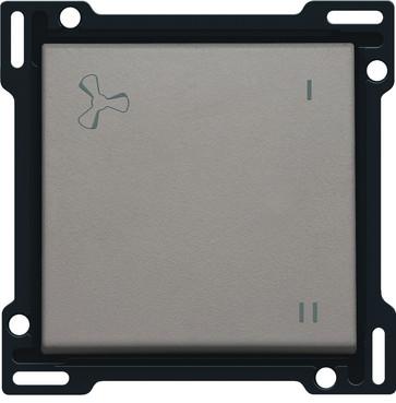 Tangent med ventilations symbol, greige 104-61106