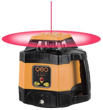 Geo-Fennel Rotationslaser FL 220 HV m. FR45 modtager GF-F220000