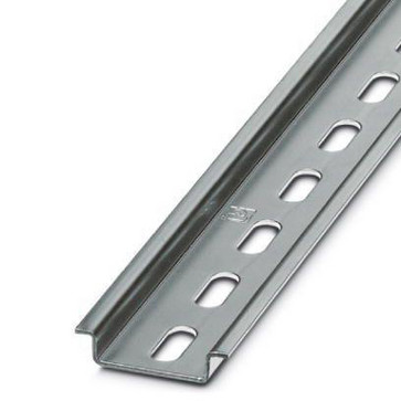 DIN rail perforated NS 35/ 7,5 ZN PERF 2000MM 1206421