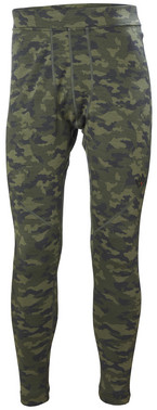 HH Workwear Lifa Merino wool pant w/long legs 75506 camo XS 75506-481-XS