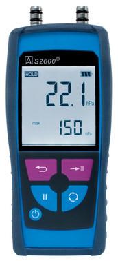 Manometer digitalt systronik P2601 5706445570355