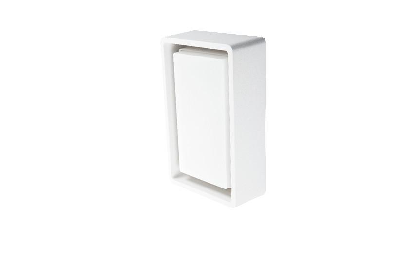 Frame Mini Hvid LED 3000K