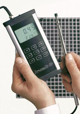 SwemaAir 50 vaneprobe anemometer including probe 5706445560066