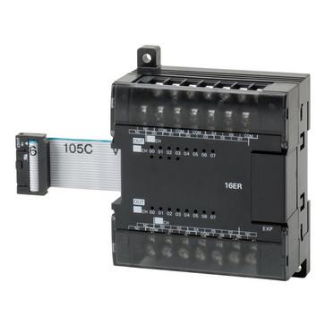 I/O-ekspansion unit, 16xrelæudgange 2A CP1W-16ER 670917