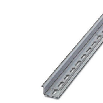 DIN rail perforated - NS 35/15 ZN PERF(18X5,2)2000MM 3240571