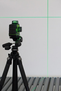 Elma Laser x360, three axis 360˚ lines, green for extended visibility 5706445677016