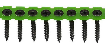 Hard Drywall screw 3,9x31 for wooden/steel joists 550533