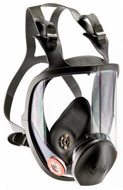 3M Reusable Full Face Mask Small 6700 6700S/7100015974