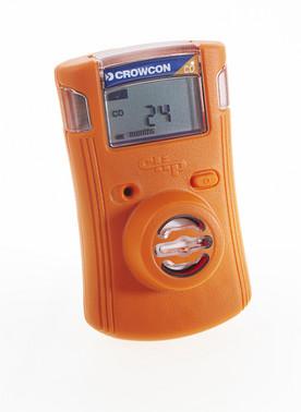 Crowcon gasdetektor Clip O2 5706445590568
