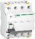 Acti9 HPFI-afbryder iID, 4P 40A 30mA, kl. A, med dobbelt terminal, 72 mm 3322069768