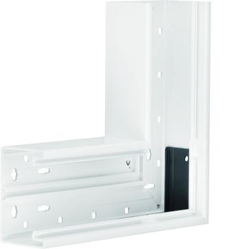 Fladvinkel plast for BR65100 RAL 9016 BR6510059016