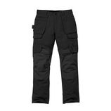 Carhartt Steel Multi pocket buks 103337 sort W32/L32