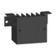 Køleplade til bundmontage for montering af SSP relæ 2,5°C/W 7522604819