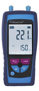 SYSTRONIK S2650, Manometer 0-5 bar 5706445570379