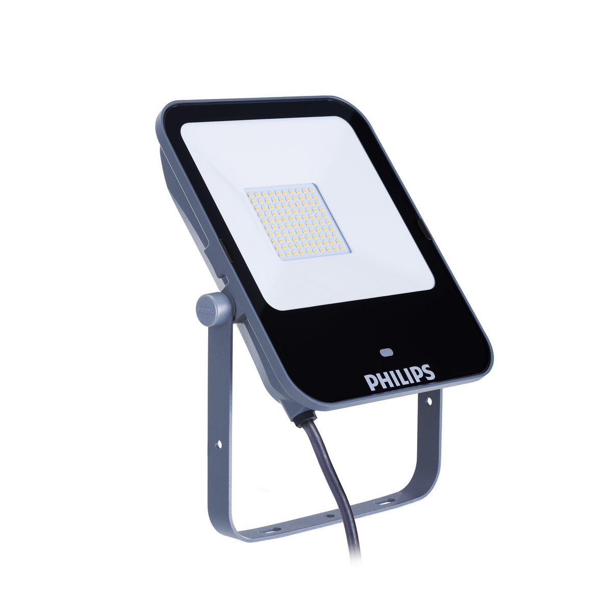 Ledinaire Projektør Gen2 Lille BVP154 LED 5000lm/830 50W Meget bredstrålende (VWB) Mikrobølgesensor